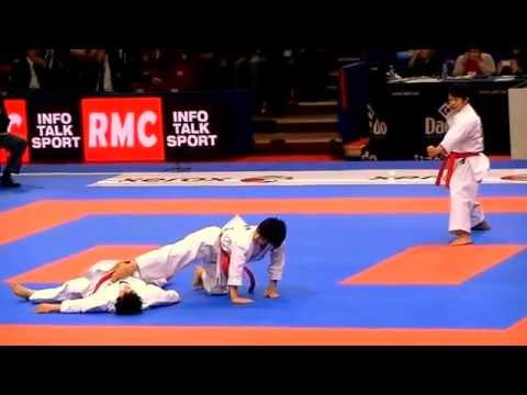 Team Kata + Bunkai KURURUNFA by JAPAN - FINAL 21st WKF World Karate Championships
