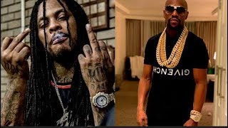 Wake Flocka Call Mayweather P*ssy Ass Coon For Supporting Gucci After Racist Photo..DA PRODUCT DVD