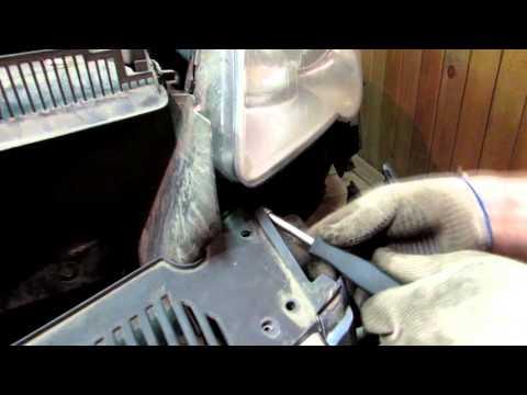 Volkswagen passat b4 замена радиатора печки