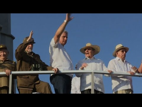 Cuba's president Diaz-Canel vows to follow Castro's legacy