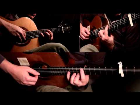 Carol of the Bells (God Rest Ye Merry, Gentlemen) - Fingerstyle Guitar