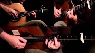 Gambar cover Kelly Valleau - Carol of the Bells (God Rest Ye Merry, Gentlemen) - Fingerstyle Guitar