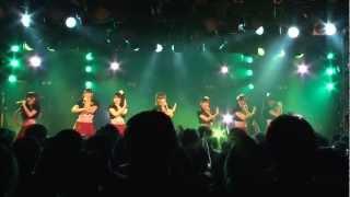 2012年2月26日に渋谷CLUB QUATTOROで行われた アイドル横丁原宿...