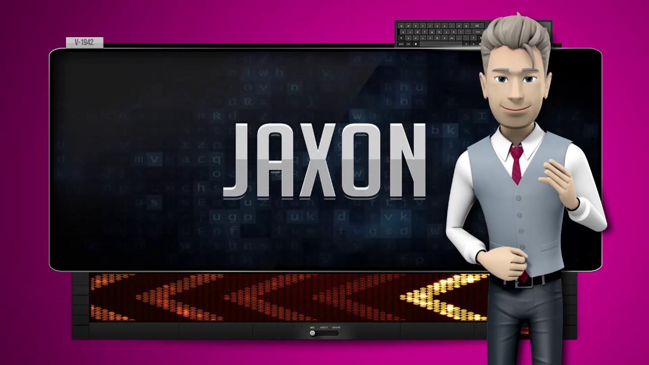 JAXON - How to say it Backwards - YouTube