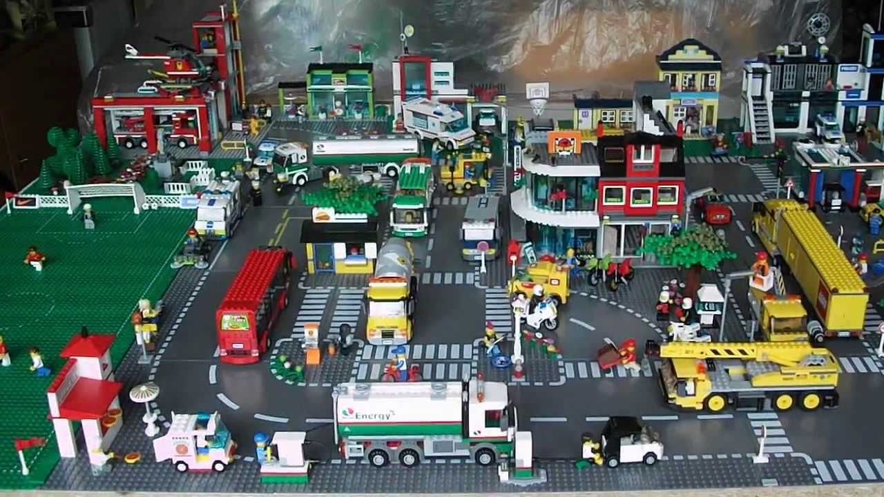 lego city collection 2013 youtube. Black Bedroom Furniture Sets. Home Design Ideas