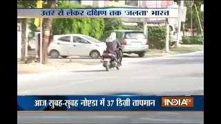 delhi hits hottest day this year at 47 degrees celsius