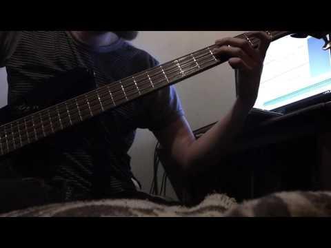 Saratoga - A Sangre y Fuego cover bass