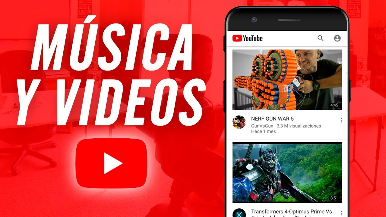 como descargar musica youtube android