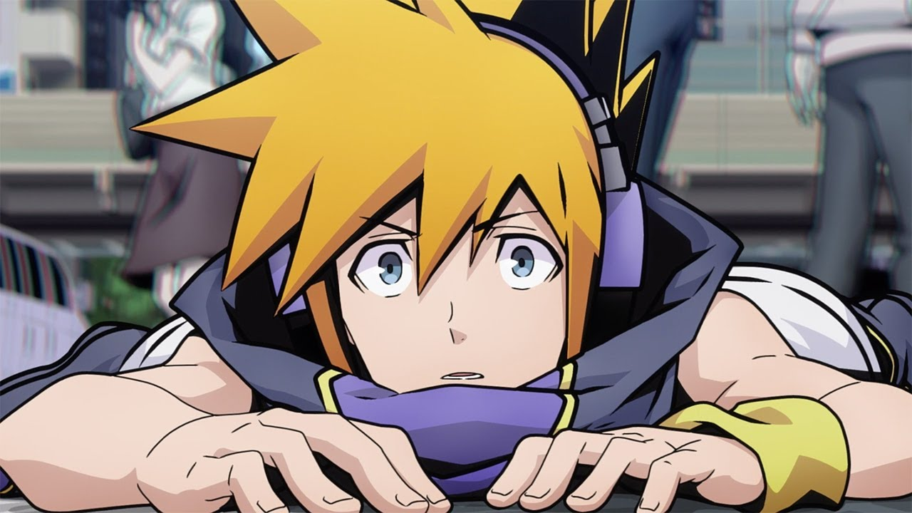 The World Ends with You The Animation | Official Trailer - YouTube