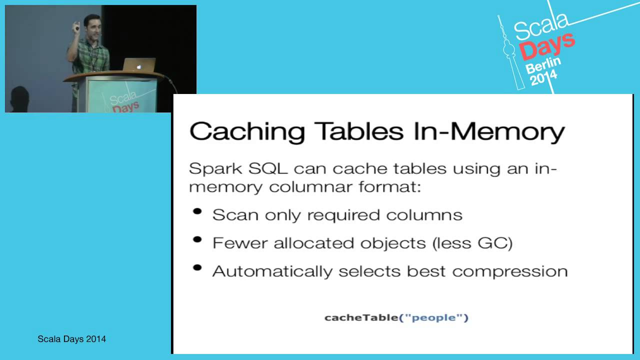 Catalyst: A Functional Query Optimizer for Spark and Shark
