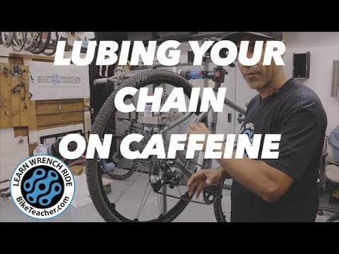 How I Lubricate My Bike Chain After A Bike Wash With Tri-Flow Oil