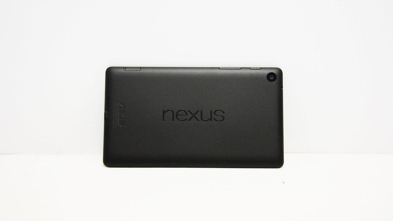 Видео обзор планшета Asus Google Nexus 7 (2013)