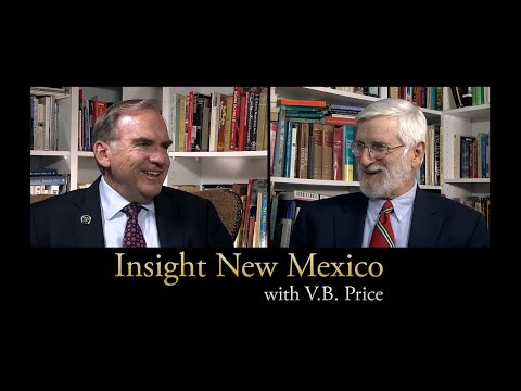 Insight New Mexico - Gary King on Governor's Race