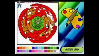 Beyblade metal fusion poison serpent coloriage