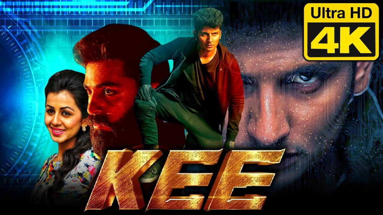 Download Kee (4K Ultra HD) Hindi Dubbed Movie | Jiiva, Govind Padmasoorya, Nikki Galrani