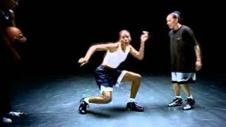 Afrika Bambaataa - Freestyle (NIKE Commercial)