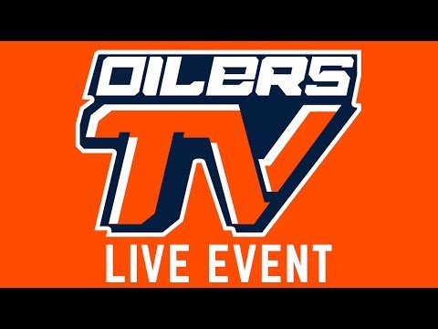 ARCHIVE | Oilers Interviews on Day 2 of the NHL Draft