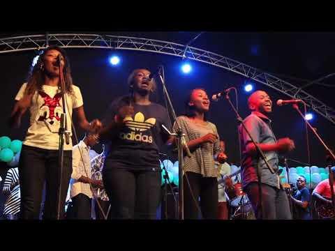Nga na lingi nkolo Yesu With Liga Musica Feat El Georges