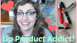 Lip Product Addict TAG!