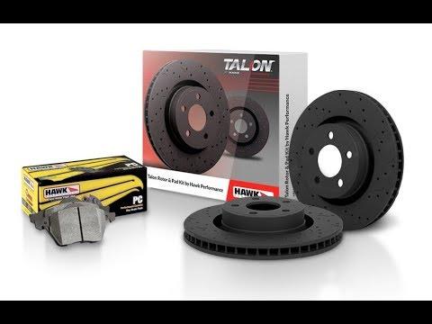 Hawk Brake Pads >> Hawk Brake Pad Review Rotors Pads Kits At Semashow By Buybrakes Com