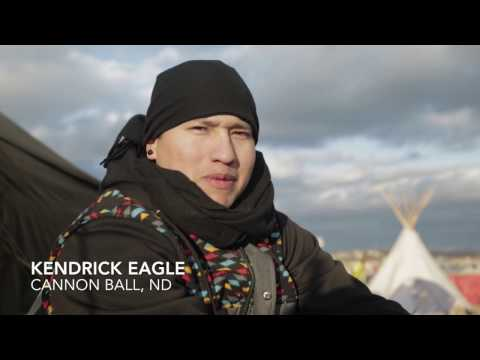 Kendrick Eagle Message to Obama