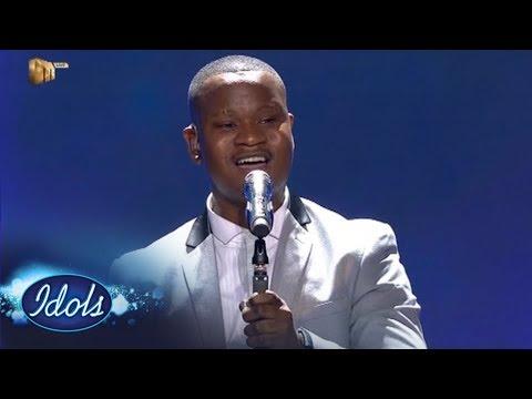 Top 8 Reveal: Mthokozisi takes flight | Idols SA Season 13