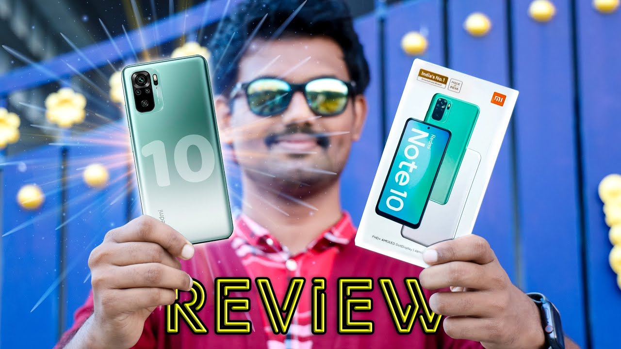 Redmi Note 10 மாஸ் Upgrade ஆ?🤳🏿 | Redmi Note 10 Detailed Review, Pros & Cons in Tamil | Tech Boss