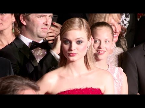 Actress Bella Heathcote and more attends the Premiere of The Neon Demon at the Cannes Film Festival