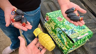 I Bought LEGAL Hand Grenades that Work!