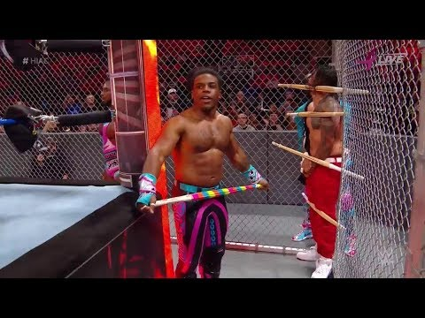 Image result for Usos vs. New Day Hell in a Cell