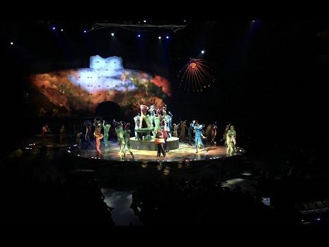 My Day at Cirque du Soleil: OVO