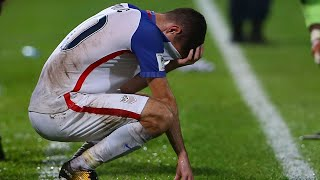 Us men's soccer fails to make 2018 world cup