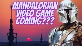 Star Wars: The Mandalorian Video Game In Development???