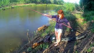 Ловля сомов Рыбалка на Урале и супер бонус