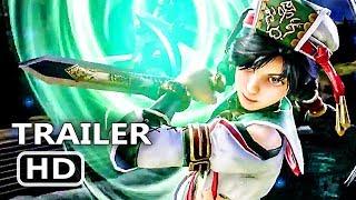 PS4 - Soulcalibur 6: Talim Gameplay Trailer (2018)