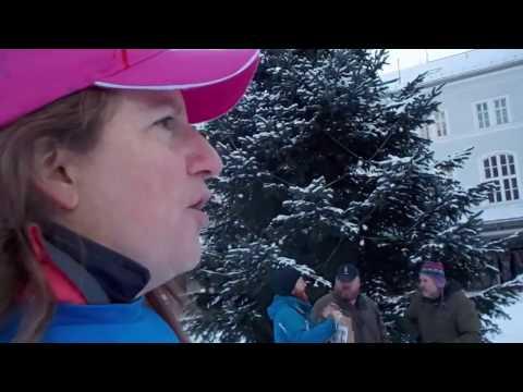 AUSTRIA Stormed for *WORLD VISION DAY*, Jan. 7, 2017 ( Angela Cummings)