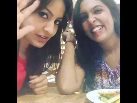 Gossip at Phoenix Market City Bangalore