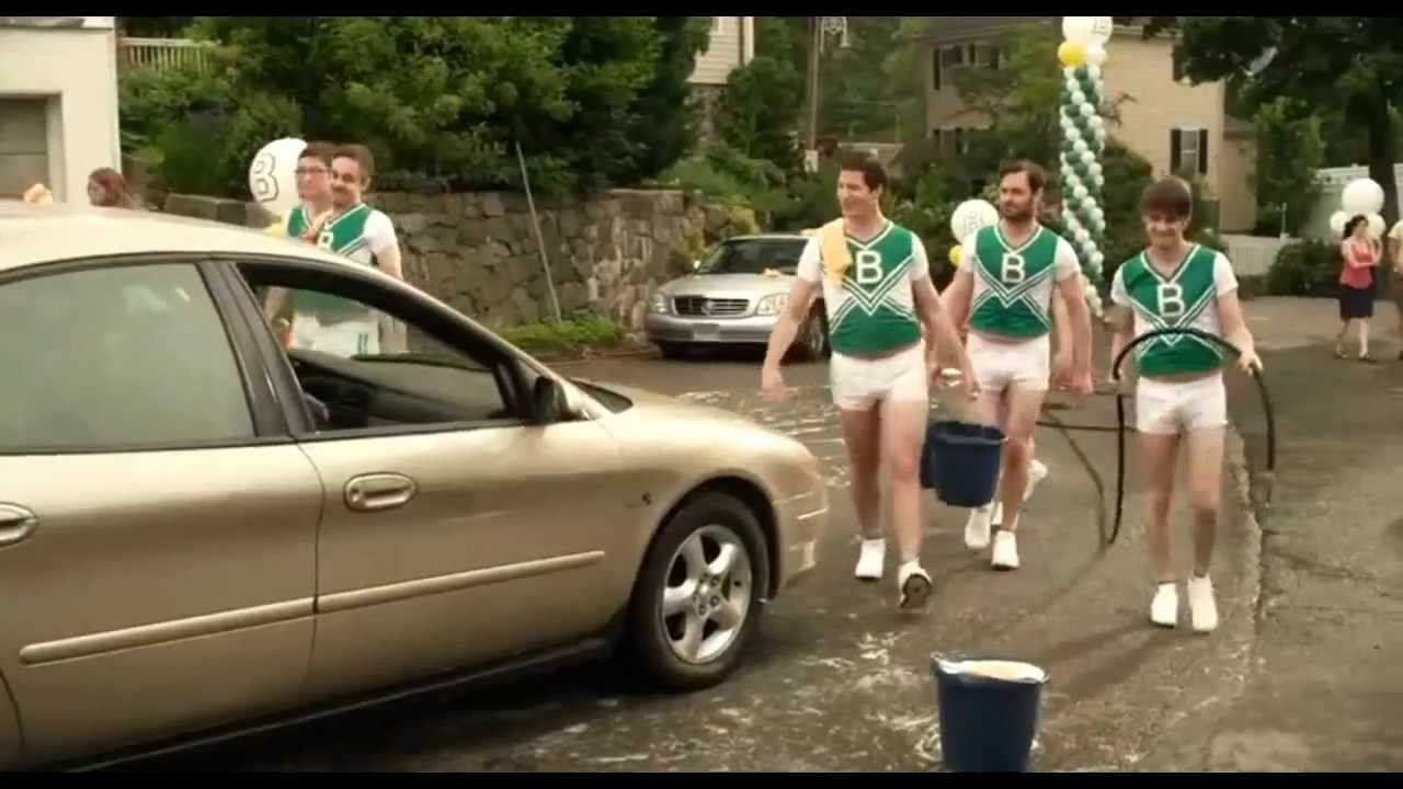 Grown Ups  Car Wash