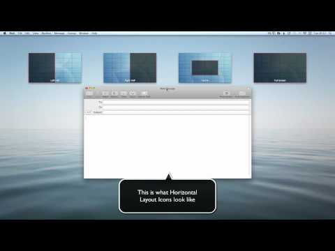 Window Tidy | Take Control of Your Desktop (Mac OS X)
