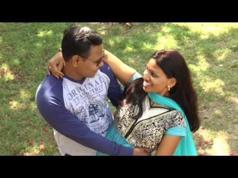 swapnat rang bhartana - Prewedding song