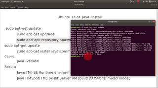 Ubuntu 17.10 Java (JDK - 8, 9 ) install  In Hindi ( Full Tutorial)