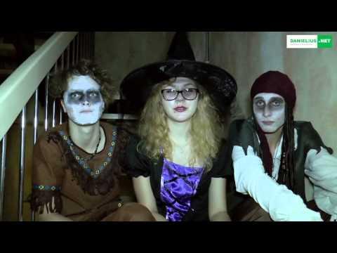 Helovyno šventė Alytaus vaikų studijoje