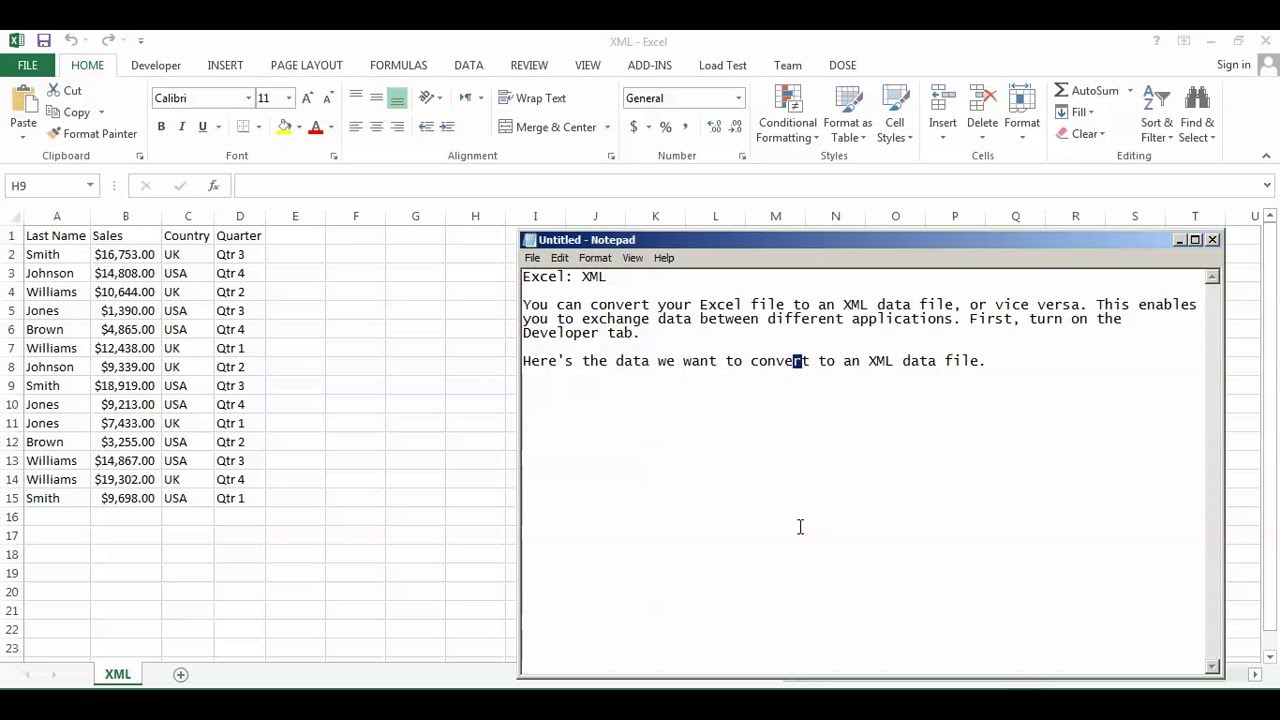 vb how to read from excel