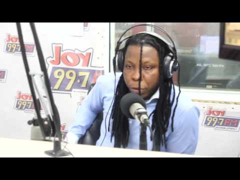 Edem talks about Ewe Rap, Hammer and Music Life