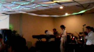 Mienh band playing  Hmong song
