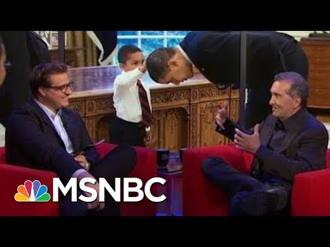 Pete Souza On Throwing 'Shade' At Trump   All In   MSNBC