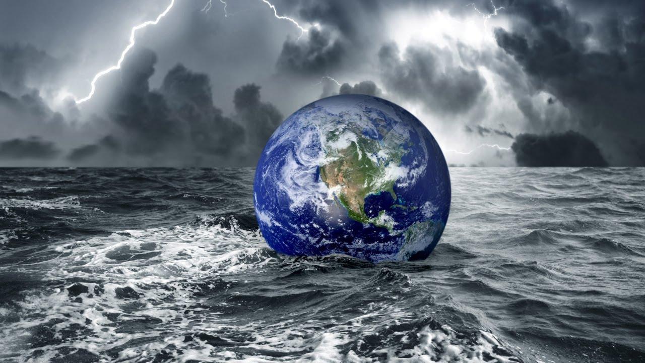 шторм на море фото