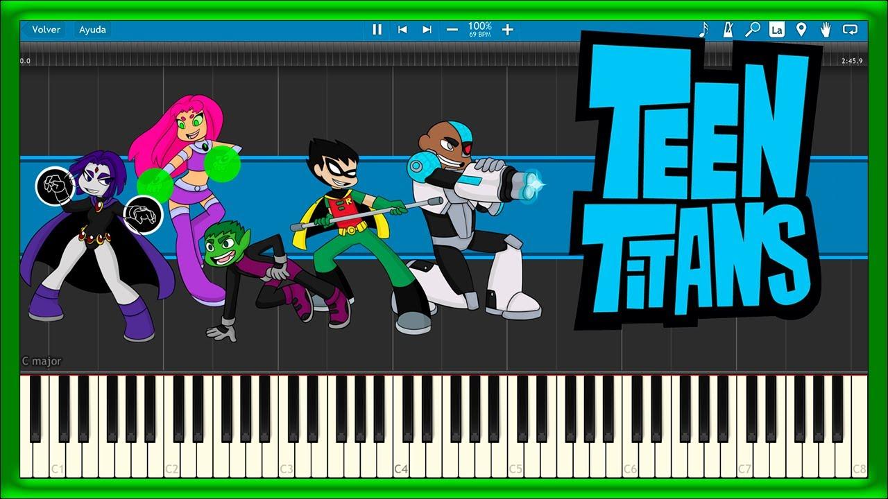 teen titans theme japanese lyrics