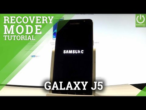 Recovery Mode SAMSUNG Galaxy J4+ - HardReset info