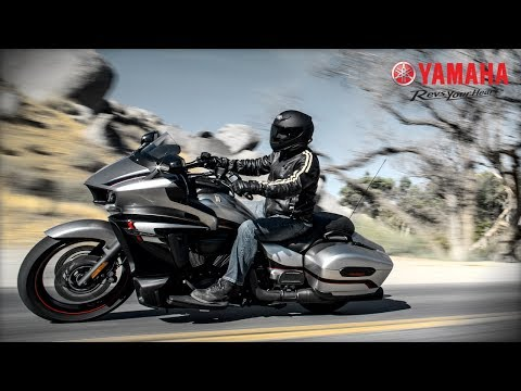 Yamaha Star Eluder V-Twin Features & Benefits